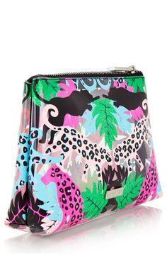 Skinny Dip Carmen Makeup Bag