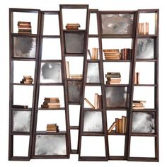 TicTac Bookcase. Please contact Avondale Design Studio for more information on any of the products we feature on Pinterest.