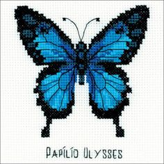 Thrilling Designing Your Own Cross Stitch Embroidery Patterns Ideas. Exhilarating Designing Your Own Cross Stitch Embroidery Patterns Ideas. Counted Cross Stitch Patterns, Cross Stitch Designs, Cross Stitch Embroidery, Motifs Blackwork, Modele Pixel Art, Hand Embroidery Patterns Free, Butterfly Cross Stitch, Cross Stitch Needles, Cross Stitch Animals