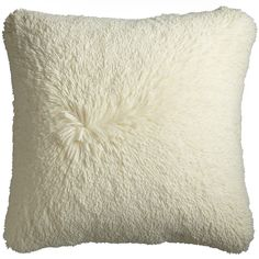 Christmas Home Decor - Oversized Long Shaggy Pillow | Get paid up to 8.6% Cashback when you shop at Pier 1 with your DubLi membership. Not a member? Sign up for FREE at www.downrightdealz.net