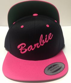 BARbie+Hat+Snapback