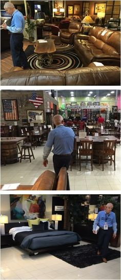 Superbe Mattress Mack Takes His Time Inspecting Our Showroom Floors To Make Sure  That We Are Only Offering You The Best Of The Best In Quality Furniture!