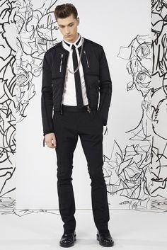 Jean Paul Gaultier Men's RTW Fall 2014 - Slideshow - Runway, Fashion Week, Fashion Shows, Reviews and Fashion Images - WWD.com
