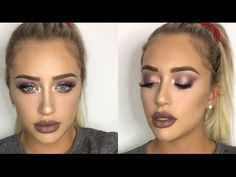 OMG GLAM STASSIEBABY // HOLIDAY LOOK - YouTube