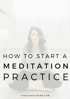 5 Tips For Starting A Meditation Practice Meditation has so many positive benefits for your mental health, but you might be wondering how to make it work for you. Here's how to meditate effectively and make meditation a part of your daily routine! Meditation Mantra, Meditation Benefits, Healing Meditation, Daily Meditation, Meditation Practices, Mindfulness Meditation, Meditation Space, Meditation Meaning, Meditation Methods