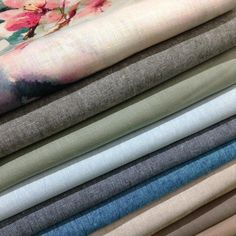 Order of the day! So much gorgeous linen 😍😍😍