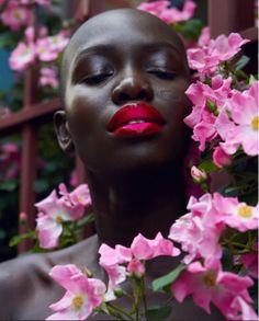 """chocolattabrides: """"@mari_agory (Model), @shanephoto (Photographer), @tatidon (Make up) """""""