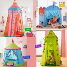 Gorgeous Play Tents for Kids at Entropy Toys  sc 1 st  Pinterest & Kids Play Tents Rose Fairy Tent | Fairy Birthday | Pinterest ...
