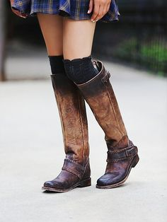 Free People Redbank Tall Boot, $350.00