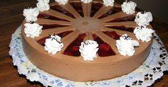 Mennyei Gluténmentes feketeerdő torta Zila tortaformában recept! Ajánlom mindenkinek./ nem csak lisztérzékenyeknek./Könnyű, ízletes torta. Lactose Free, Gluten Free, Y Recipe, Cakes And More, Eating Well, How To Make Cake, Sugar Free, Paleo, Food And Drink