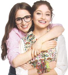 PNG | Luna y Nina | Soy Luna 2 | Karol y Carolina by Yourprincessofstory