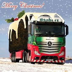Here we have a very Festive 🎄 🎅 Bethany Ann - - OZL From 2013 Xmas Pudding, Mississippi, Hot Wheels, Transportation, Mickey Mouse, Trucks, News, Vehicles, Instagram Posts