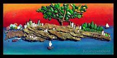 michela bufalini pebble art - Google'da Ara