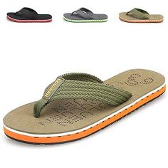 5ce4ad76ed8c CIOR Mens Handmade Fashion Beach Slipper Indoor and Outdoor Classical  Flip-flop Size Chart