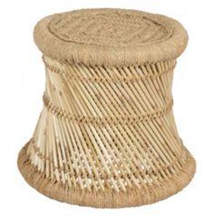 Woven Bamboo Stool @opusdesignco opusdesign.com.au/
