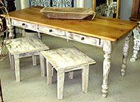 antique kitchen tables - Google Search