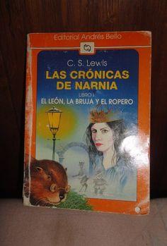 libro cronicas de narnia