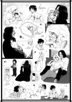 Harry Potter and the characters Severus Snape and Lily (Evans) Potter belongs to JK Rowling and Warner Bros. Description from deviantart.com. I searched for this on bing.com/images