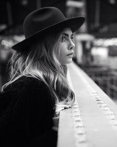 Cara Delevingne | Inspiration for Editorial Fashion Photographer Drew Denny #Cara #Delevingne