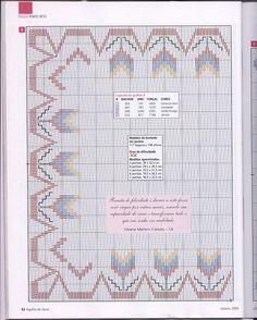 Risultati immagini per ponto retos passo a passo Swedish Embroidery, Hardanger Embroidery, Types Of Embroidery, Diy Embroidery, Cross Stitch Embroidery, Embroidery Patterns, Cross Stitch Patterns, Broderie Bargello, Swedish Weaving Patterns
