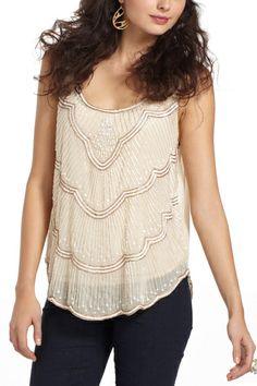 Downton Abbey-Inspired Fashion - love this top