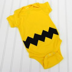 Love this Charlie Brown Onesie- @Liz Fendell YOUR Charlie needs this!