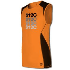 SU2C Men's Sleeveless Shirt by K-Swiss