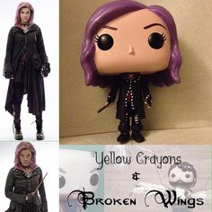 They have three Lucius Malfoys but no Tonks!
