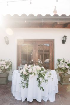 Photography: Melanie Duerkopp - http://www.stylemepretty.com/portfolio/melanie-duerkopp   Read More on SMP: http://www.stylemepretty.com/2015/03/24/romantic-pastel-santa-barbara-wedding/