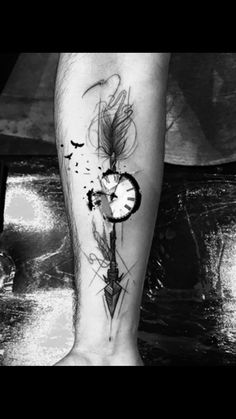 Arm tattoo ideas for men, unique designs and . Posseidon Tattoo, Forarm Tattoos, Arrow Tattoos, Tattoo Drawings, New Tattoos, Body Art Tattoos, Sleeve Tattoos, Cool Tattoos, Tatoos