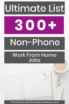 No phone needed with these work from home jobs. Work From Home Companies, Work From Home Opportunities, Work From Home Jobs, Make Side Money, Make Money From Home, Extra Money, Extra Cash, Home Based Work, Cheap Things To Do