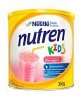 Nutren Kids Morango - Lata 350g Personal Care, Strawberry Fruit, Tin Cans, Food Items, Self Care, Personal Hygiene
