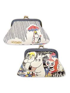 Moomin purse - I love Moomin!