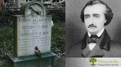 Edgar Allen Poe – Original Burial Site
