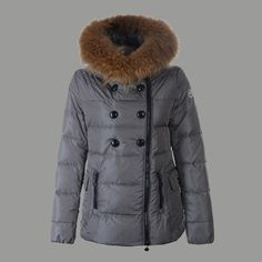 New Moncler Herisson Fashion Womens Jacket Short Gray Jackets Online, Vest  Jacket, Gray Jacket 2f2fa1e8063