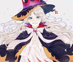Chica Anime Manga, Anime Art, Character Concept, Character Art, Cookie Run, Anime Princess, Witch Art, Halloween Quotes, Character Design Inspiration