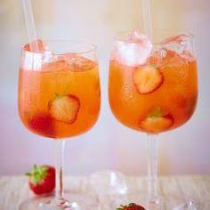 Erdbeer-Caipi - [ESSEN UND TRINKEN]