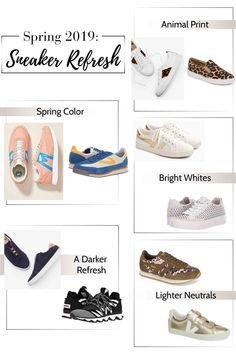 9b90814d94e4 Spring 2019 Sneaker Refresh. Spring 2019 Sneaker Refresh - The Mom Edit