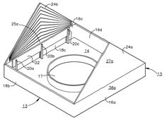 arlington how to install fan and lighting fixture box centered in ceiling fan cathedral ceiling fan box patent us6263619 cathedral ceiling fixture mounting google patents aloadofball Image collections