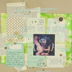 Life. Paper. Scrapbook. : March Mood Board challenge - Alexandra Boehnke