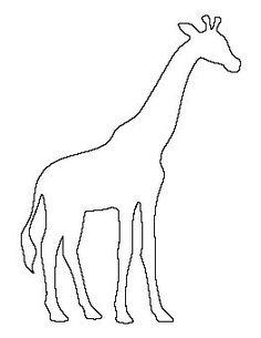 Giraffe Pattern: