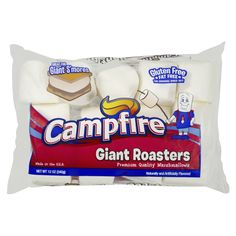 Campfire Giant Roasters Marshmallows 340g | KmartNZ