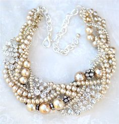 Im pretty sure this is my dream necklace. I try every piece on to be sure it hangs correctly and I have to admit I wore it around in my pjs for a