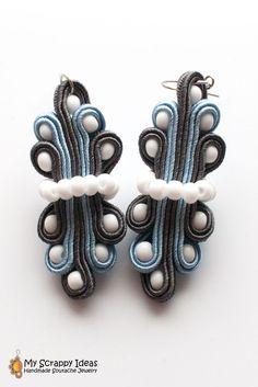 Soutache Earrings 011 - Soutache.MyScrappyIdeas.com