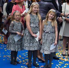 Ariane, Amalia, Alexia