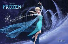 Disney Frozen Beautiful Elsa Wallpaper