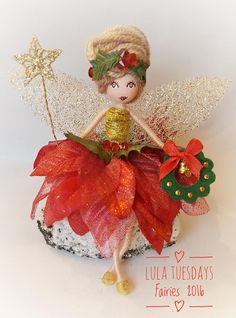 1 million+ Stunning Free Images to Use Anywhere Fairy Crafts, Doll Crafts, Diy Doll, Diy And Crafts, Christmas Fairy, Christmas Angels, Christmas Crafts, Fairy Clothes, Clothespin Dolls