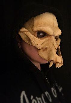 Werewolf Skull Mask