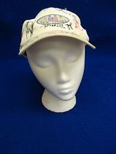 (J) 1999 US Open *PINEHURST NO. 2* White Cap IMPERIAL. Signed by many golfers!