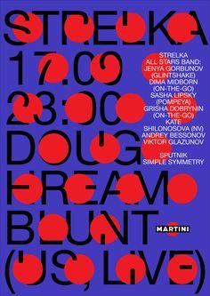 Doug Hream Blunt - kulachek #typography